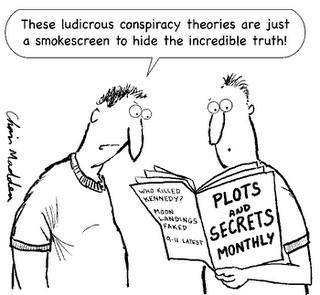 The Strengthening the Members Committee... Conspiracy-theory