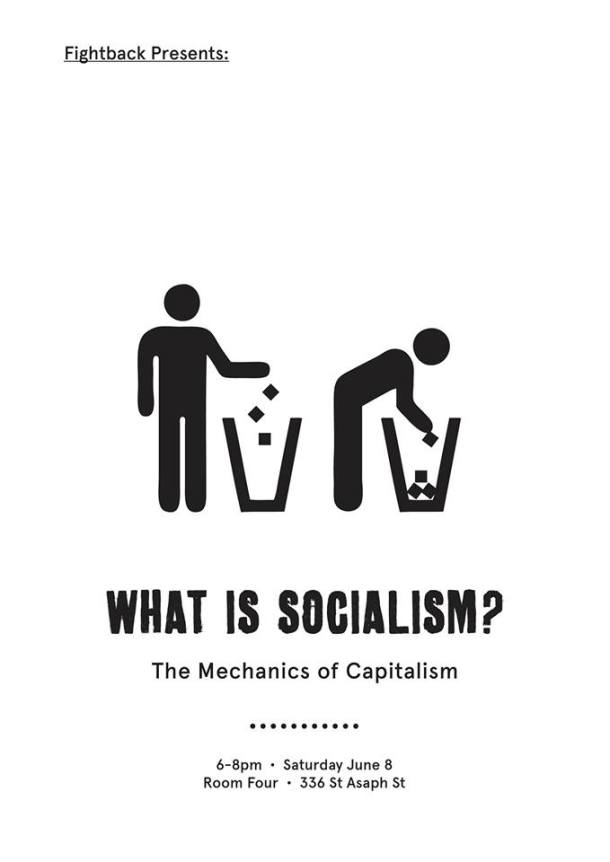 what is socialism mechanics of capitalism christchurch