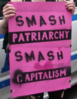 smash patriarchy smash capitalism