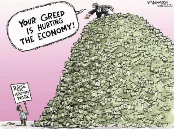 inequality-greed