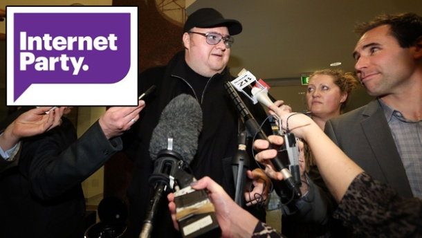 Kim-Dotcom-and-Internet-Party-logo--Getty-Images