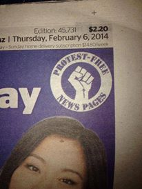 protest free news nz herald waitangi day