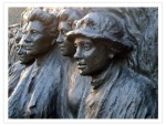 suffragettes - harriet morison