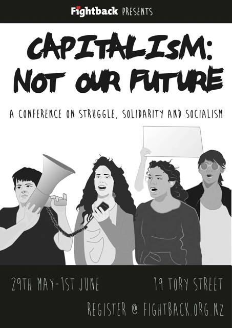 capitalism not our future conference