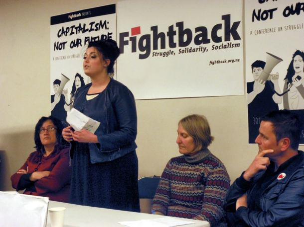 heleyni annette fightback conference 2014