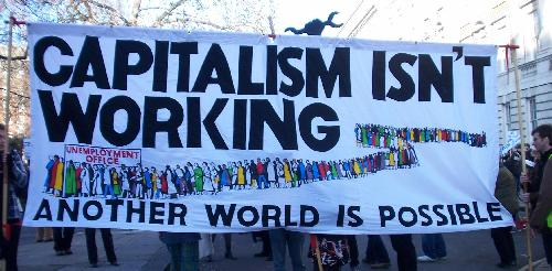 capitalism is not working
