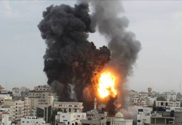 gaza war crime