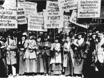 An early action for International Women's Day.