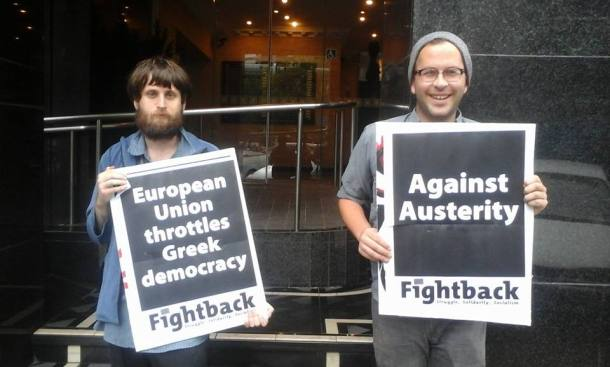 against austerity fightback