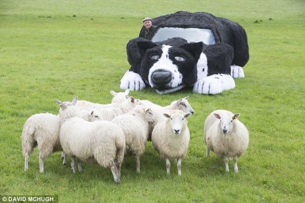 automated sheepdog