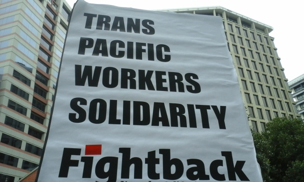 Trans Pacific Workers Solidarity