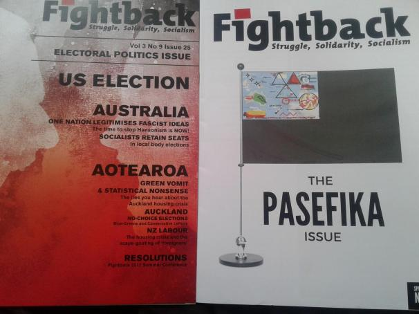 To subscribe to Fightback's print edition please visit fightback.org.nz/subscribe