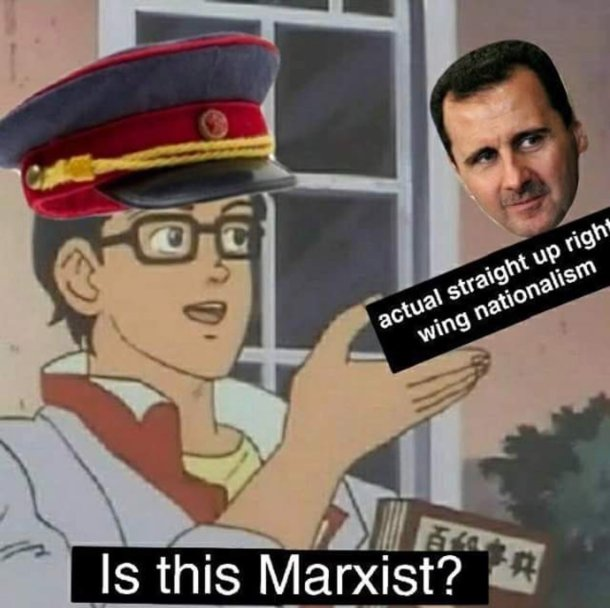 is this marxist