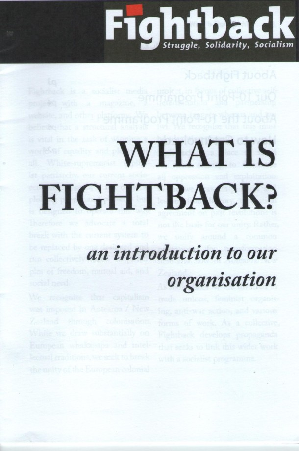 What is Fightback?