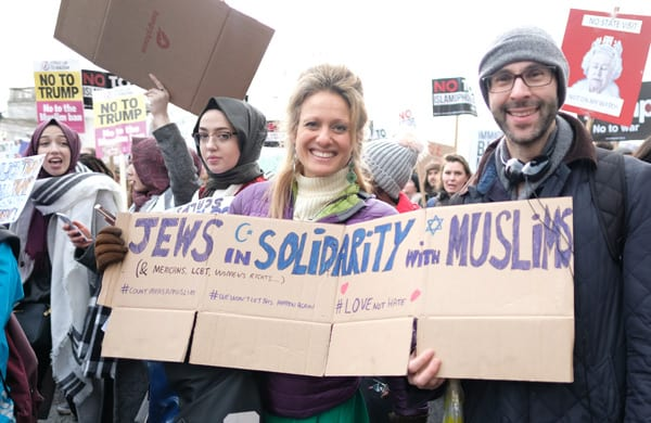 Jews-Muslims-solidarity - Alisdare Hickon